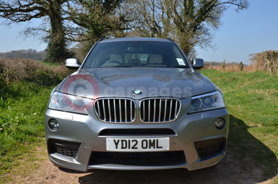 BMW X3 Review (2012)