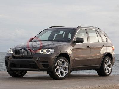 Bmw X5 2010 White. The New BMW X5
