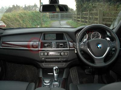 BMW X6 Road Test