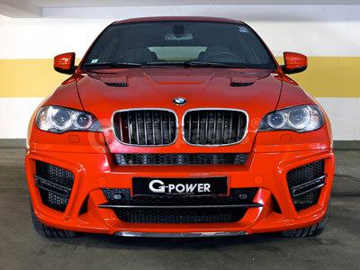 Bmw X6 Modified. The BMW X6 M modified by