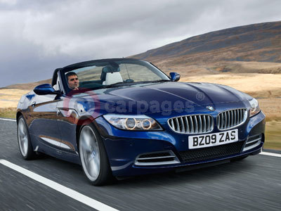 bmw z4 2009. The New BMW Z4 Features and