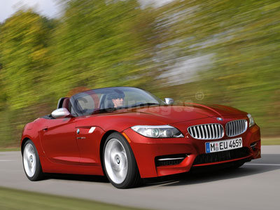 The New BMW Z4 sDrive35is