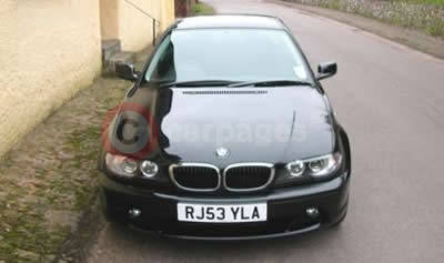 BMW 320Cd SE Coupe
