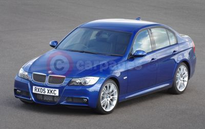 The New BMW 330d M Sport Saloon