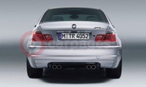 The New M3 CSL