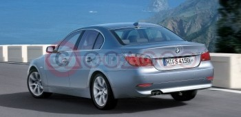 BMW New 5 Series
