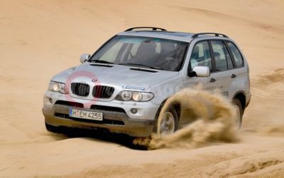 BMW X5 Driver Training