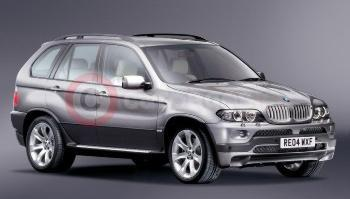 The New BMW X5 4.8is