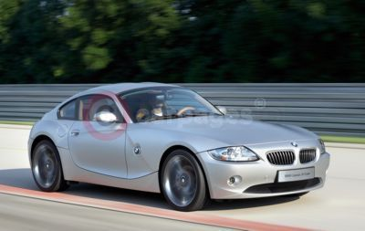 BMW Concept Z4 Coupe