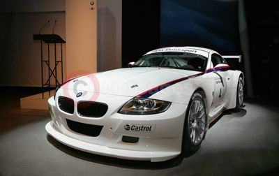 BMW Motorsport Z4 M Coupe