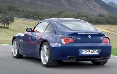 Sports Car Bmw Z4 3 0si Coupe Cars Images And Specification