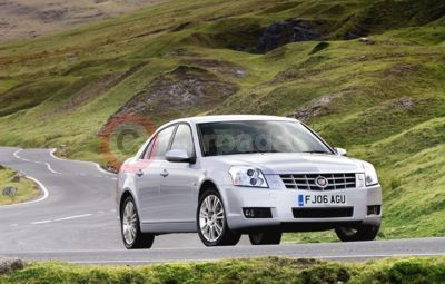 All-New Cadillac BLS Saloon Available In UK