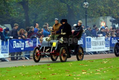 110 th Anniversary London to Brighton Veteran Car Run (LBVCR)