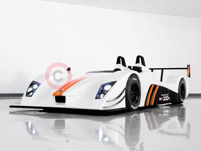 New Caterham-Lola SP/300.R