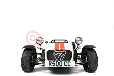 Caterham Superlight R500 2.0-litre