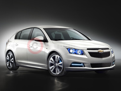 New Chevrolet Cruze Hatchback