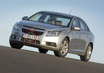 The New Chevrolet Cruze