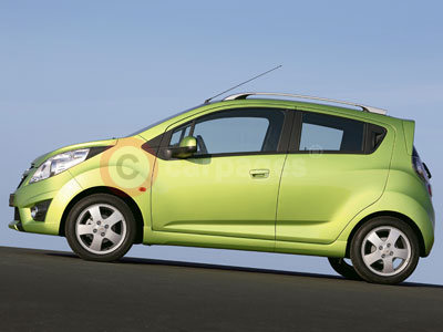The All New Chevrolet Spark