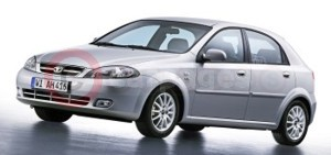 The New Daewoo Lacetti