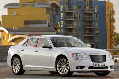 The New Chrysler 300C (2012)