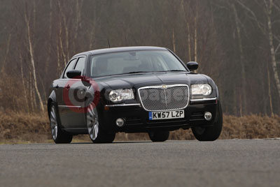 Chrysler 300C SRT-Design