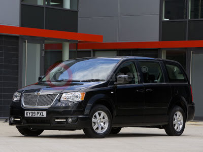 The 25th Anniversary Chrysler Grand Voyager