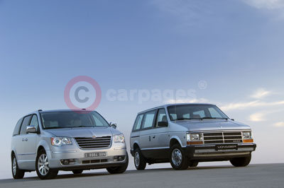 Chrysler Grand Voyager and Voyager