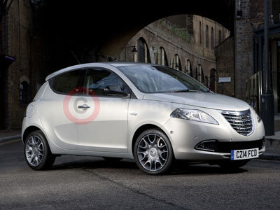 Chrysler Ypsilon (2014)
