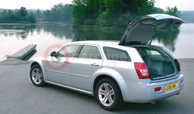 The Chrysler 300C Touring