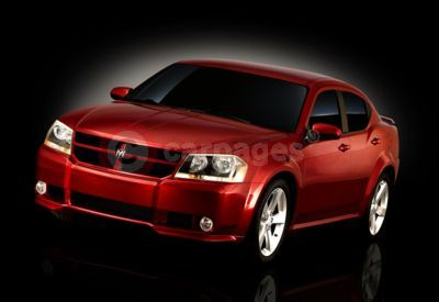 Chrysler Group Reveal Dodge Avenger Concept And The New