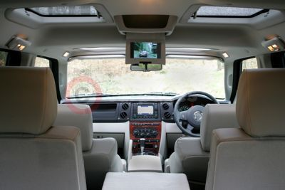 seats installation jeep commander