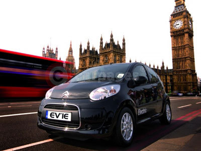 the electric citroen c1 ev 39 ie to be powered by axeon batteries. Black Bedroom Furniture Sets. Home Design Ideas