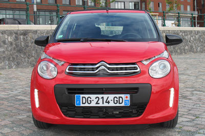 Citroen C1 Review (2014)
