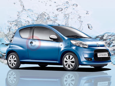Citroen on The New Citroen C1 Vtr