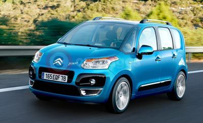 The New Citroen C3 Picasso