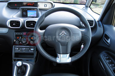 Citroen C3 Picasso (Interior View) (2013)