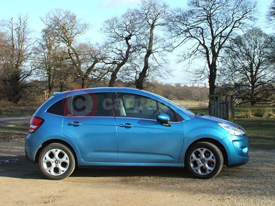 Citroen C3 Side View
