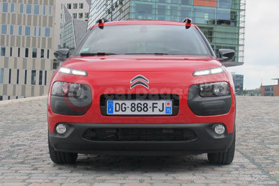 Citroen C4 Cactus Review (2014)