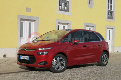 Citroen C4 Picasso Review (2013)