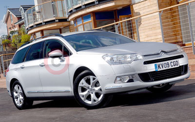The Citroen C5 Tourer