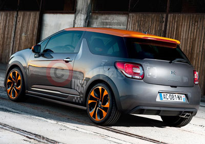 New Citroen DS3 Racing