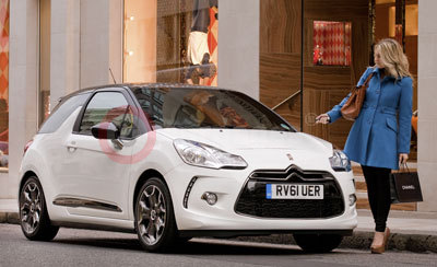 Citroen DS3 Ultra Prestige (2012)