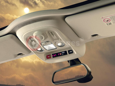 Citroen eTouch Emergency & Assistance System