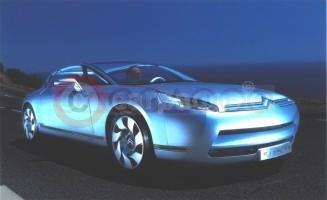Citroen C-Airdream Concept Car