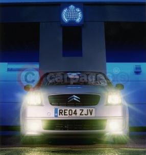 The Citroen C2 Ministry Of Sound Special Edition