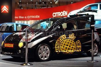 The Citroen C2 Ministry Of Sound