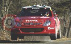 Citroen Xsara World Rally Car