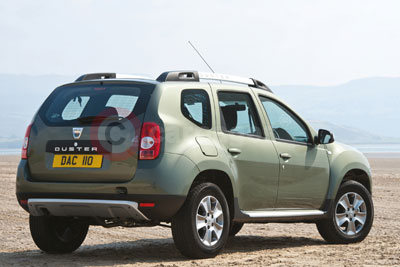 Dacia Duster (MY-2015)