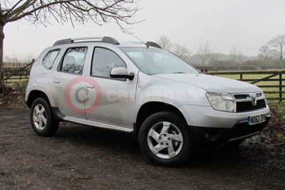 Dacia Duster Review (2013)