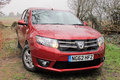 Dacia Sandero Review (2013)